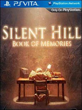 Copertina del gioco Silent Hill: Book of Memories per PSVITA