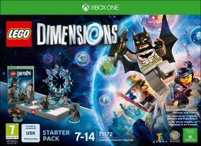 Immagine della copertina del gioco LEGO Dimensions per Xbox One