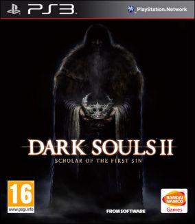 Copertina del gioco Dark Souls II: Scholar of the First Sin per Playstation 3
