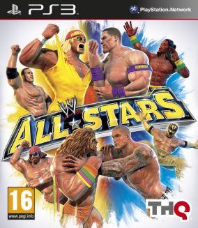 Immagine della copertina del gioco WWE All Stars per Playstation 3
