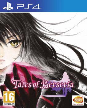 Copertina del gioco Tales of Berseria per Playstation 4