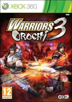 Copertina del gioco Warriors Orochi 3 per Xbox 360