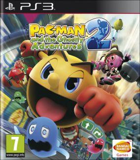 Copertina del gioco PAC-MAN e le Avventure Mostruose 2 per Playstation 3