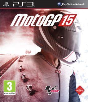 Copertina del gioco MotoGP 15 per Playstation 3