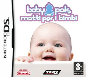 Copertina del gioco Baby Pals: Matti Per i Bimbi per Nintendo DS