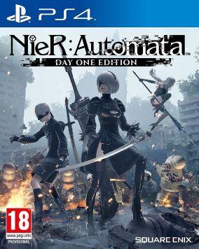 Immagine della copertina del gioco NieR Automata per Playstation 4