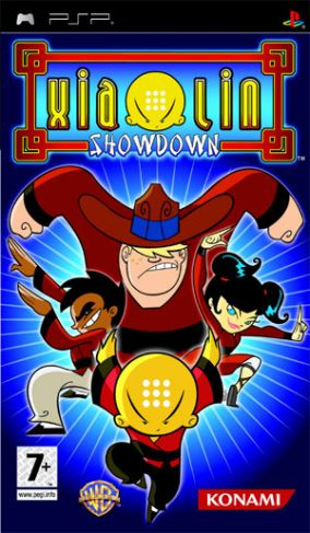 Copertina del gioco Xiaolin Showdown per Playstation PSP