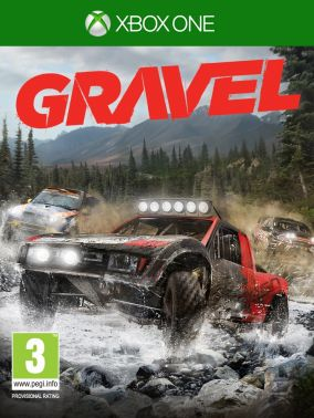 Copertina del gioco Gravel per Xbox One