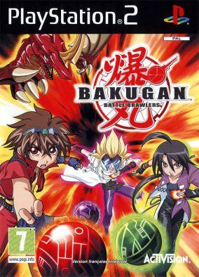 Copertina del gioco Bakugan per Playstation 2