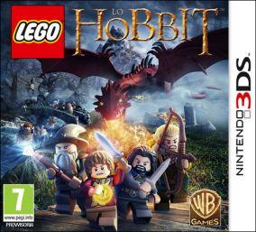 Immagine della copertina del gioco LEGO Lo Hobbit per Nintendo 3DS