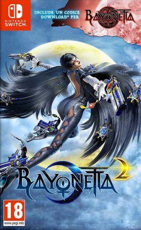 Copertina del gioco Bayonetta 2 per Nintendo Switch