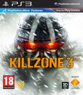 Copertina del gioco Killzone 3 per Playstation 3