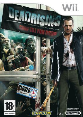 Immagine della copertina del gioco Dead Rising: Chop Till You Drop per Nintendo Wii