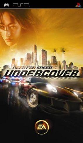 Immagine della copertina del gioco Need For Speed Undercover per Playstation PSP