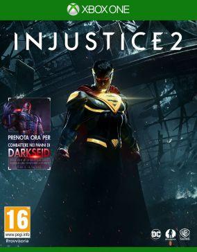 Immagine della copertina del gioco Injustice 2 per Xbox One