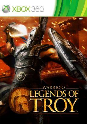 Copertina del gioco Warriors: Legends of Troy per Xbox 360