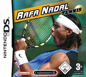 Copertina del gioco Rafa Nadal Tennis per Nintendo DS