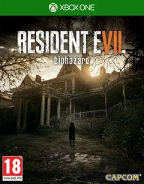 Immagine della copertina del gioco Resident Evil VII biohazard per Xbox One