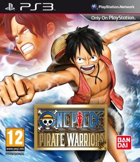 Copertina del gioco One Piece: Pirate Warriors per Playstation 3