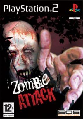 Copertina del gioco Zombie Attack per Playstation 2