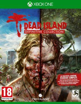 Copertina del gioco Dead Island Definitive Collection per Xbox One