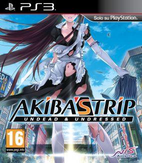 Immagine della copertina del gioco AKIBA'S TRIP: Undead & Undressed per Playstation 3