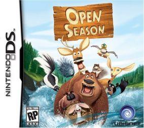 Copertina del gioco Open Season per Nintendo DS