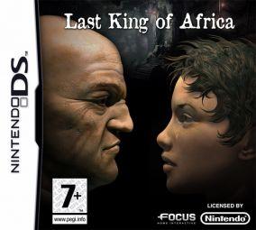 Copertina del gioco Last King of Africa per Nintendo DS