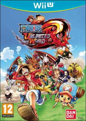 Copertina del gioco One Piece Unlimited World Red per Nintendo Wii U