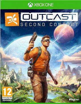 Copertina del gioco Outcast - Second Contact per Xbox One