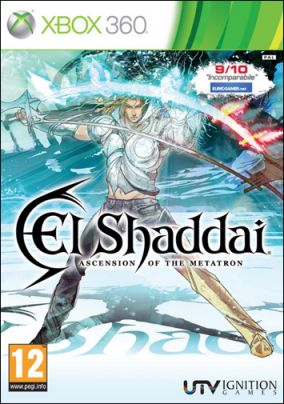 Copertina del gioco El Shaddai: Ascension of the Metatron per Xbox 360