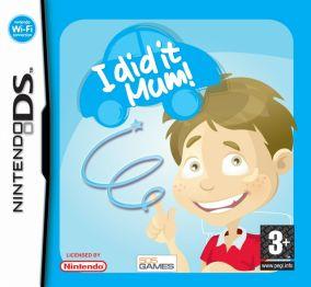 Copertina del gioco I Did It Mum! - Boy per Nintendo DS