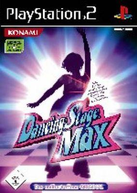 Copertina del gioco Dancing Stage Max per Playstation 2