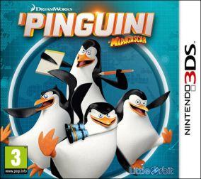 Copertina del gioco I Pinguini di Madagascar per Nintendo 3DS