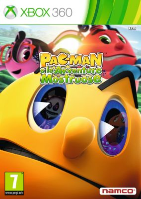 Copertina del gioco PAC-MAN e le Avventure Mostruose  per Xbox 360