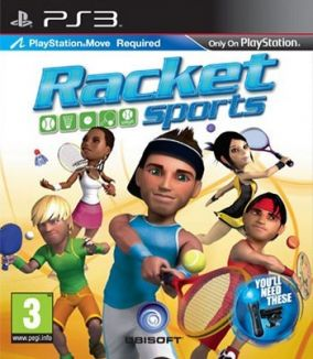 Copertina del gioco Racket Sports per Playstation 3