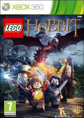 Immagine della copertina del gioco LEGO Lo Hobbit per Xbox 360