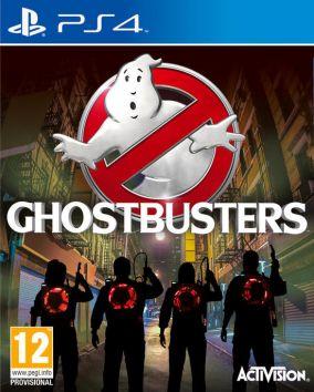Copertina del gioco Ghostbusters per Playstation 4