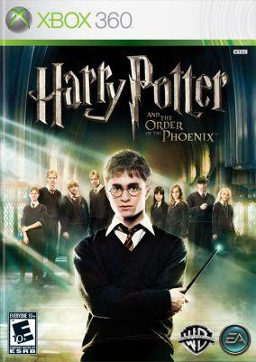 Immagine della copertina del gioco Harry Potter e l'Ordine della Fenice per Xbox 360