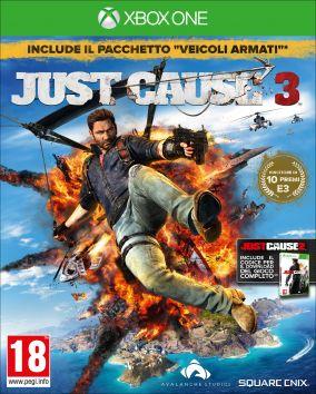 Immagine della copertina del gioco Just Cause 3 per Xbox One