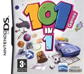 Copertina del gioco 101 in 1 Games per Nintendo DS
