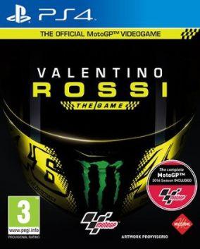 Immagine della copertina del gioco Valentino Rossi The Game per Playstation 4