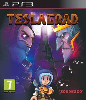 Copertina del gioco Teslagrad per Playstation 3
