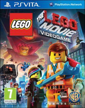 Copertina del gioco The LEGO Movie Videogame per PSVITA