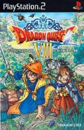 Immagine della copertina del gioco Dragon Quest VIII: L'Odissea del Re Maledetto per Playstation 2