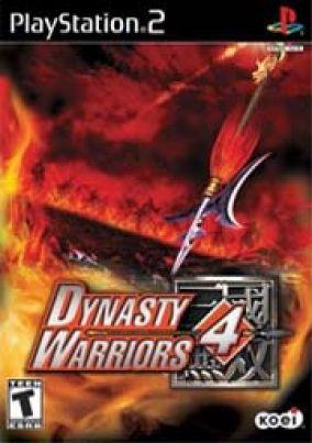 Immagine della copertina del gioco Dynasty Warriors 4 per Playstation 2