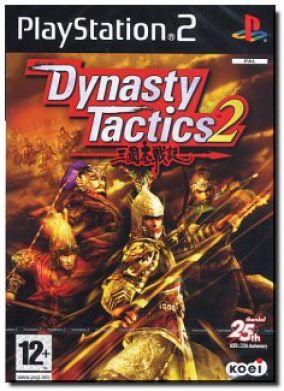 Immagine della copertina del gioco Dynasty Tactics 2 per Playstation 2