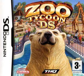 Copertina del gioco Zoo Tycoon per Nintendo DS