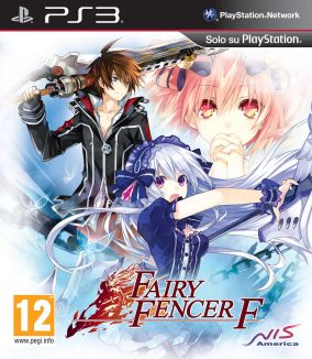 Copertina del gioco Fairy Fencer F per Playstation 3