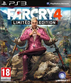 Immagine della copertina del gioco Far Cry 4 per Playstation 3